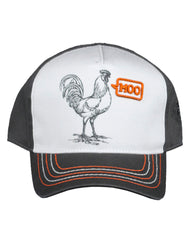 Newborn/Boys Farm Boy Rooster Moo Cap
