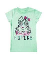 Girls 4-6X Farm Girl Bright Future Tee