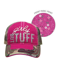 Girls Farm Girl Tuff Youth Cap