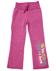 Girls 4-6X Farm Girl All You Need Pant