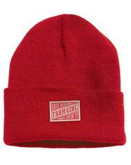 Knee Deep Label Beanie