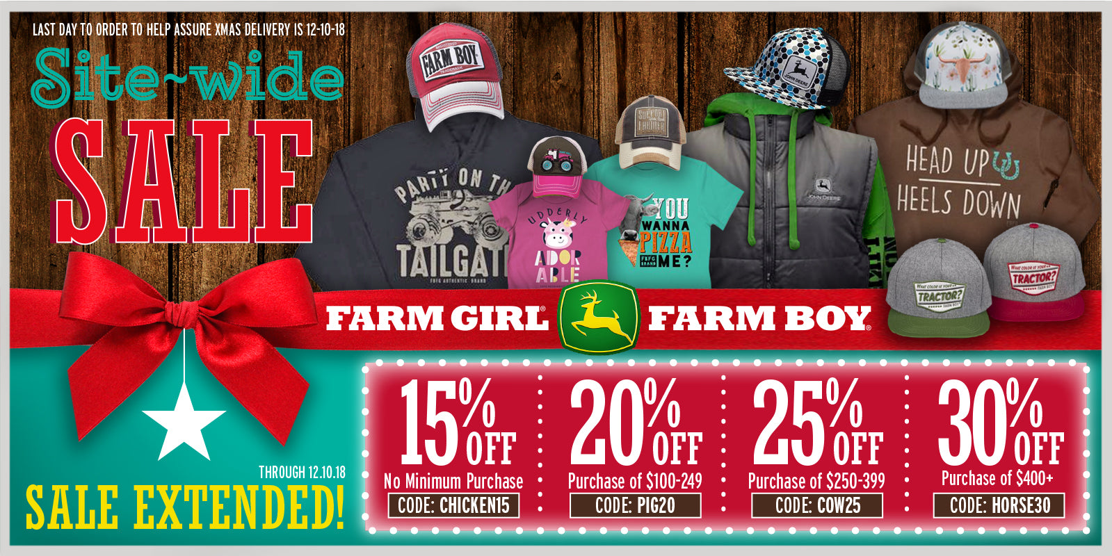 SHOP> FARM BOY | FARM GIRL