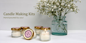 Candle Making Kits - Do it yourslef candles