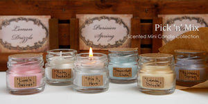 Pick n Mix - Mini Scented Candles