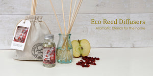 Eco Reed Diffuser - Natural - Home Fragrance