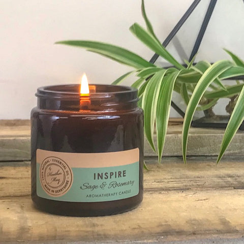 INSPIRE Aromatherapy Candle