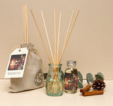 Reed Diffuser - Christmas Hearth