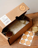 Candle Making Kit - Cinnamon Buns