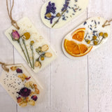 Botanical Scented Wax Tablet | UNWIND | Aromatherapy