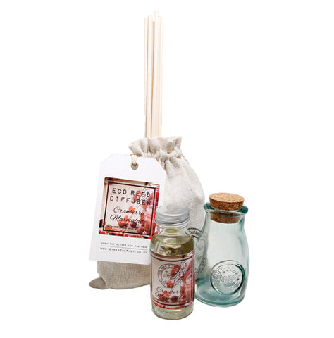 Reed Diffuser - Cranberry Marmalade