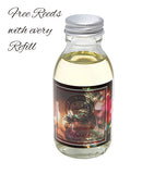 Christmas Hearth - Reed Diffuser Oil Refill