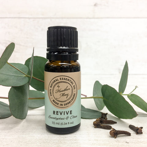 Aroma Oil | REVIVE | Aromatherapy - Wellbeing