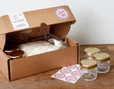 Candle Making Kit - Sweet Pea