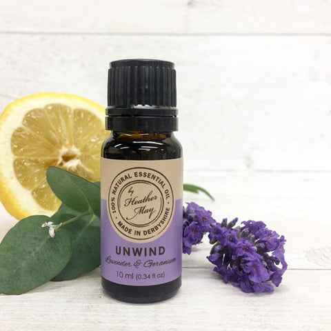 Aroma Oil | UNWIND | Aromatherapy- Wellbeing