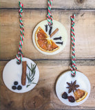 Christmas Scented Decoration | Winter Woodland