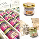 Mini Candles - Secret Garden