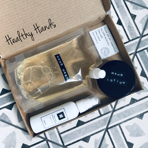 Healthy Hands | Hand care kit