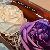 Velvet Peony | 100% Luxury | Bathing Beauty
