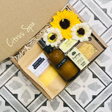 'Be Happy!' Pamper Box | Personalised Gift Sets