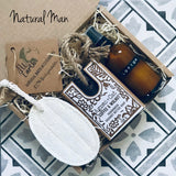 Men's Gift Set | All Natural Body Care Kit