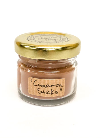 Mini Candles - Cinnamon Sticks