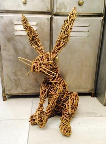 March Hare Willow Sculpture | Saturday 7th March - 10am till 4pm