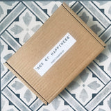 'Be Happy!' - Box of Happiness | Personalised Gift Sets