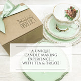 Multi-Wick _ Vintage Candle Making | Saturday 9th May - 10am till 12.30pm