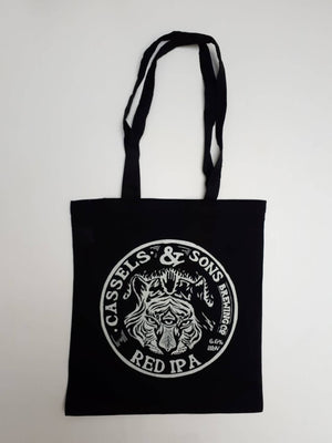 Cassels & Sons Red IPA Long Handle Tote Bag
