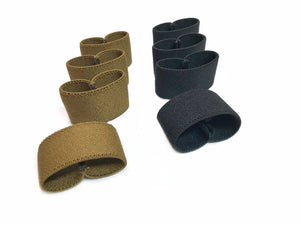 Elastic Belt Keepers (sold individually)