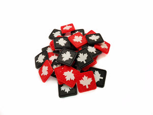 Maple Leaf Patch (sold individually)