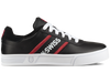06147-037-M | COURT LITE SPELLOUT | BLACK/WHITE/RED