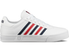 06149-113-M | COURT LITE STRIPES | WHITE/CORPORATE
