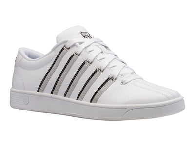 06793-145-M | MENS COURT PRO II | WHITE/MICROCHIP/BLACK/TAPE