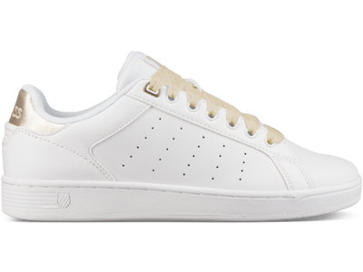 95353-198-M | CLEAN COURT CMF | WHITE/OYSTER WHITE