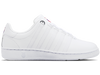 95826-130-M | WOMENS CLASSIC VN HERITAGE | WHITE/CLASSIC BLUE/RIBBON RED