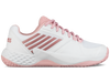 96134-136-M | AERO COURT | WHITE/CORAL BLUSH/METALLIC ROSE