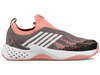 96137-095-M | WOMENS AERO KNIT | PLUM KITTEN/CORAL ALMOND/WHITE