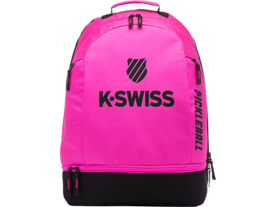 BG127-669 | PICKELBALL BACKPACK | PINK / BLACK