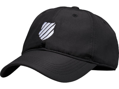 C3130-002 | COURT HAT | BLACK/WHITE