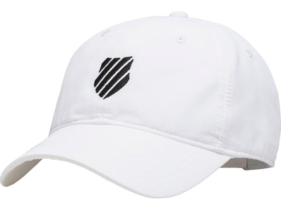 C3130-102 | COURT HAT | WHITE/BLACK