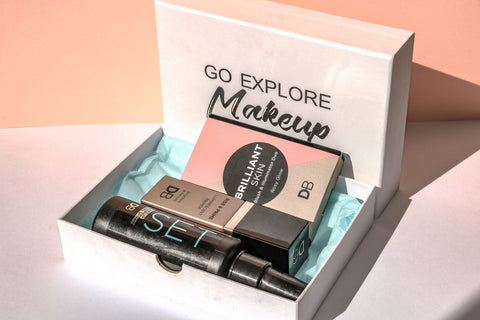 Go Explore Makeup August Box