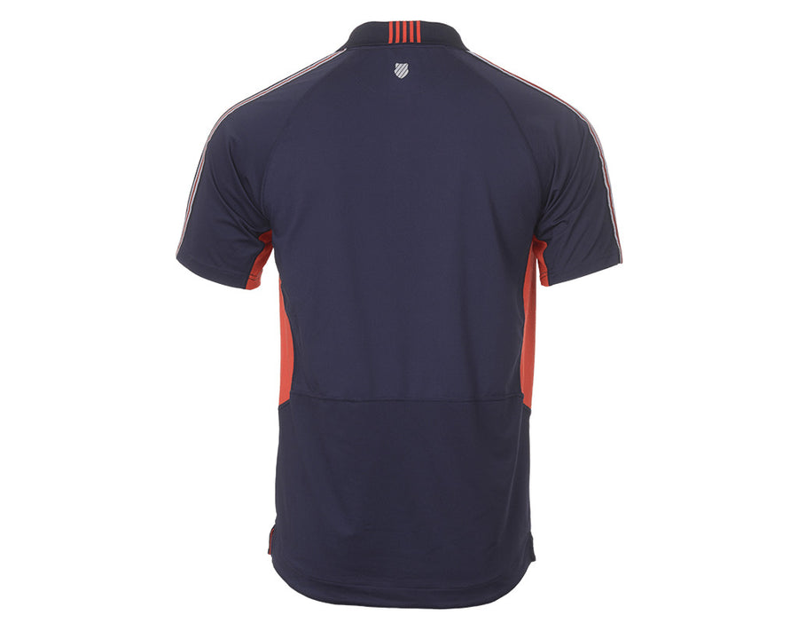 101908-400 | HERITAGE POLO | NAVY