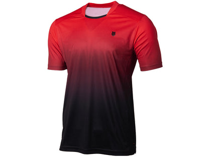 102356-984 | HYPERCOURT EXPRESS CREW TEE | RED
