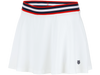 194220-100 | HERITAGE SPORT PLEATED SKIRT | WHITE