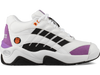 96312-118-M | WOMENS SI-DEFIER HERITAGE | WHITE/BLACK/AMETHYST ORCHID
