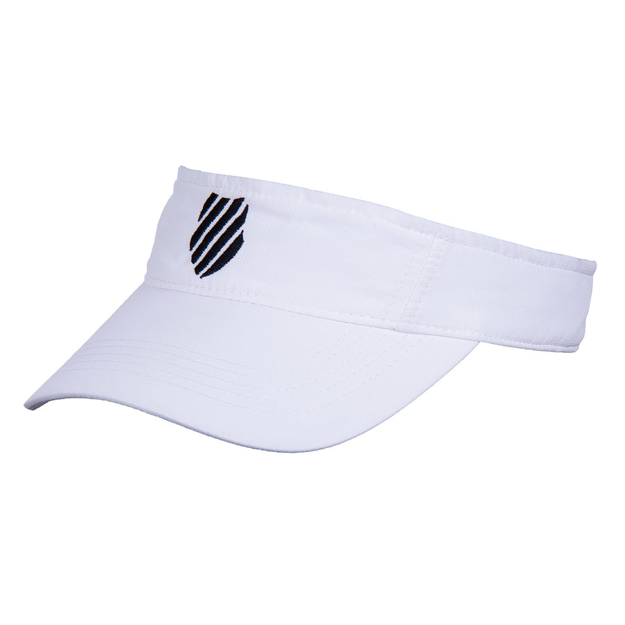 C3105-102 | VISOR | WHITE/BLACK