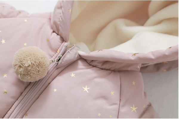 Star Fairy Snowsuit (6-12M)
