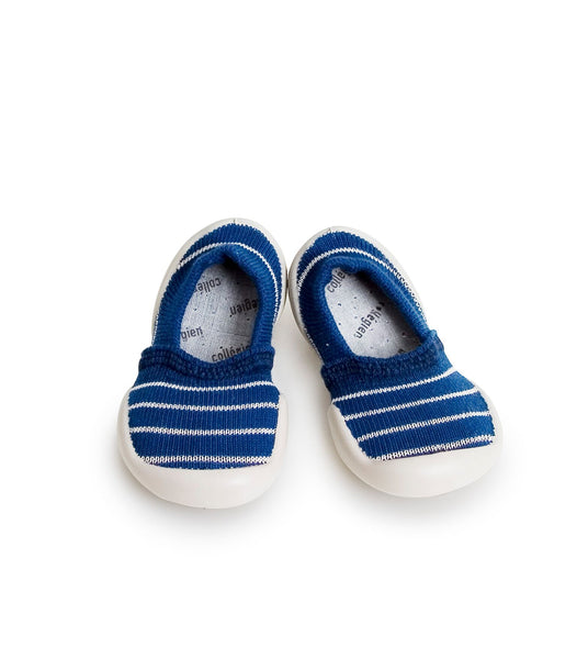 collegien socks slippers espadrille marine