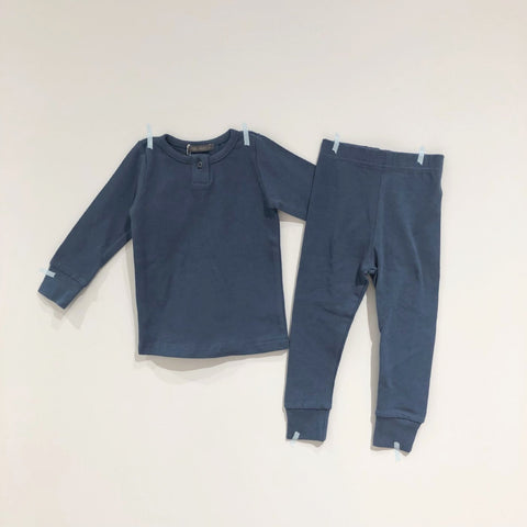 Comme Basic Set, Dusty Blue
